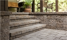 Appalachian Stones, Steps and Risers