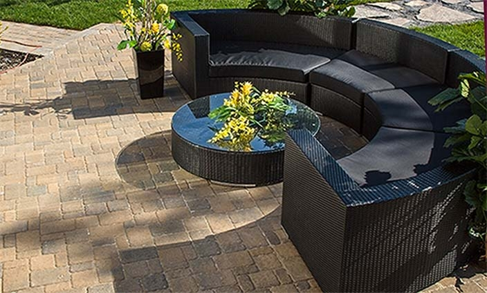 Pavers : Manoir Modular Regular
