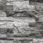 ErthCOVERINGS Grey Wolf 3D Series Natural Stone Veneer Swatch