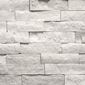 ErthCOVERINGS Silver Fox Ledgestone Series Natural Stone Veneer Swatch