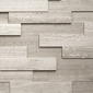 ErthCOVERINGS Silver Fox Panel Stone Veneer Swatch