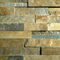 ErthCOVERINGS Sydney Yellow 3D Series Natural Stone Veneer Swatch